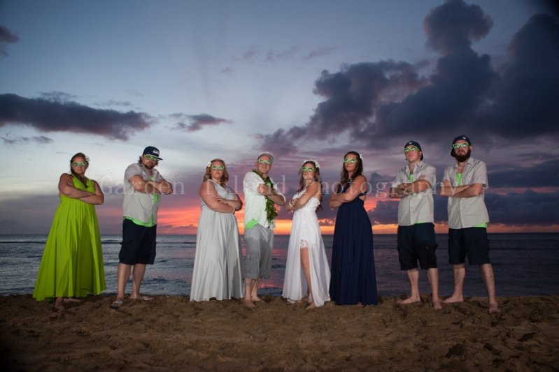 Kauai Wedding Photo 5975
