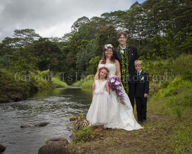 Kauai Wedding Photo 7098
