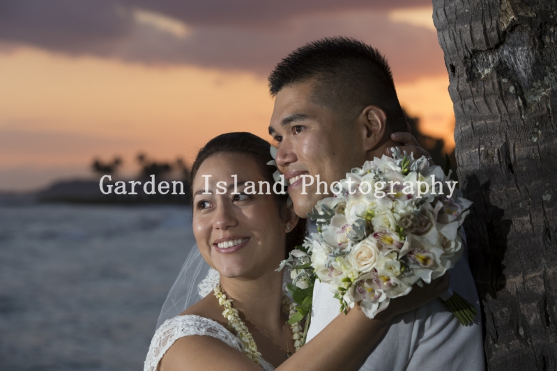 Kauai Wedding Photo 3176
