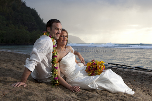 Kauai Wedding Photo 5174